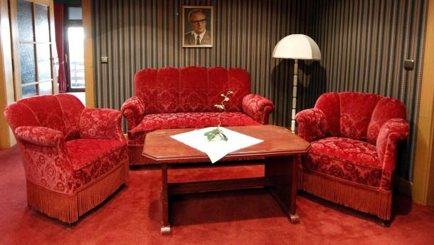 Holländer machen Jagd auf Honeckers Jagdsitz