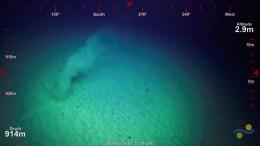 Forscher beobachten Unterwasserwirbel