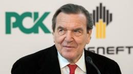 """Schröder appelliert an """"kollektive Vernunft"""" der SPD"""