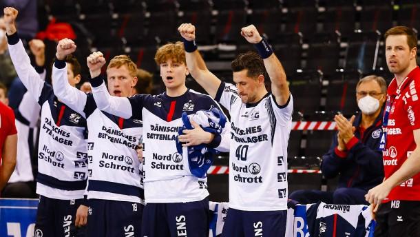 Flensburg gewinnt Nordderby