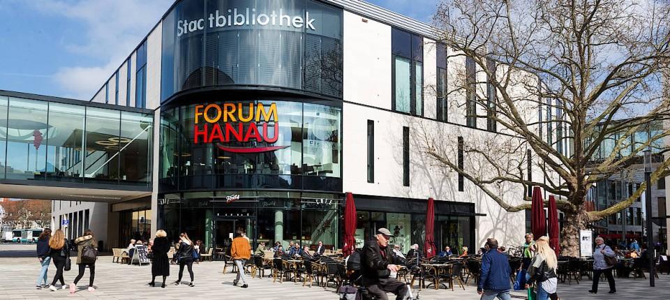 Hanau Forum Geschäfte