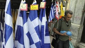 Deutsche Professoren für Härte gegenüber Athen