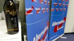 FDP und AfD erreichen Fünf-Prozent-Hürde