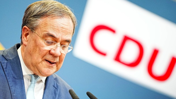 Wie reagiert die CDU auf Laschets Plan zur Neuaufstellung?