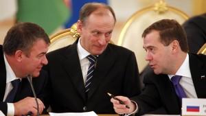 Russland wirft Westen Kriegsabsichten gegen Iran vor