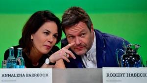 Baerbock oder Habeck?
