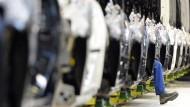 Betriebe ächzen unter wachsenden Pensionslasten