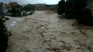 Starke Unwetter in Spanien