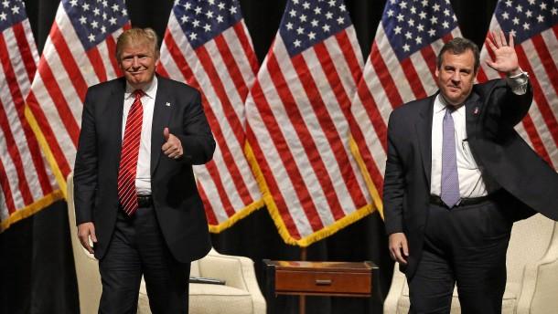 So könnte Trumps Kabinett aussehen
