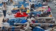 Fast Hälfte der syrischen Asylbewerber bekommt nur noch subsidiären Schutz