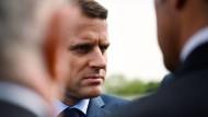 Wahlkampfteam klagt über Hackerangriff auf Macron