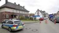 In diesem Haus in Alsfeld in Nordrhein-Westfalen kam es im Oktober 2019 im Zusammenhang mit dem Missbrauchsfall aus Bergisch Gladbach zu einer Festnahme. (Archivfoto)