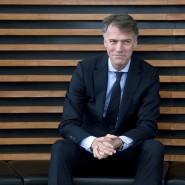 Kommt vom deutschen Konkurrenten Hugo Boss: Claus-Dietrich Lahrs