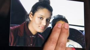 London will IS-Rückkehrerin offenbar Staatsbürgerschaft entziehen