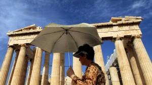 EZB erhöht angeblich Ela-Notkredite für Griechenland