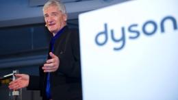 Dyson baut sein Elektroauto in Singapur