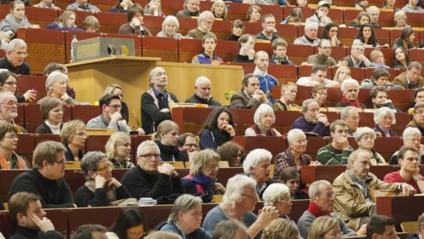 Deutschland wird zur Rentnerdemokratie