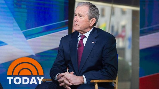 George W. Bush kritisiert Trump