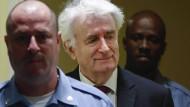 Radovan Karadzic fordert Aufhebung des Urteils