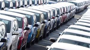 Rekordabsatz für VW im Juli