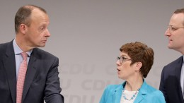 Letzte Regionalkonferenz in Berlin