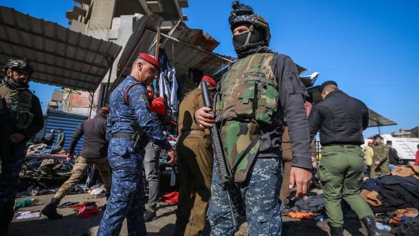 Steht dem Irak ein blutiges Wahljahr bevor?