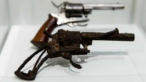 Mit dieser Waffe hat sich Van Gogh erschossen