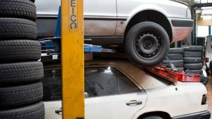 Millionen Rückrufe von Autos in Deutschland