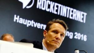 Rocket Internet könnte sich von der Börse zurückziehen