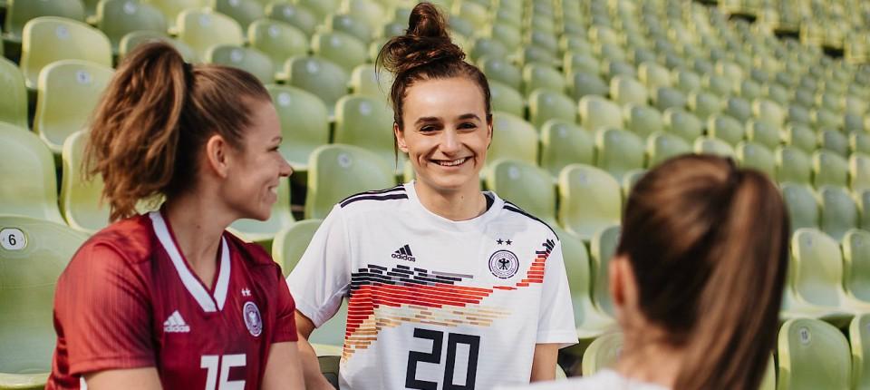 new arrival 10404 4fe97 Das WM-Trikot der Frauenfußball-Nationalmannschaft
