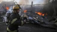 Brände wüten nahe Jerusalem
