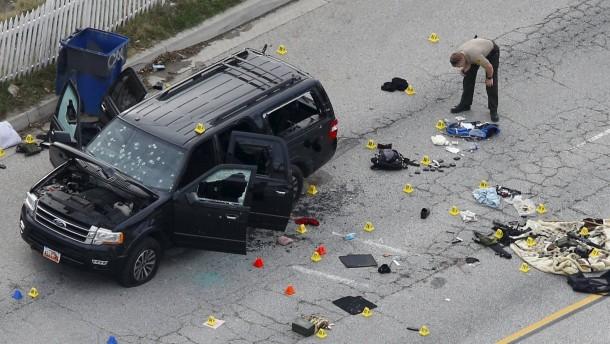 IS feiert die Mörder von San Bernardino