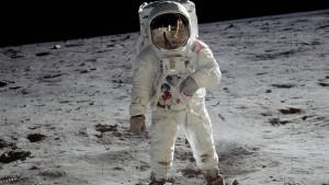 Wollen Sie einmal selbst zum Mond fliegen? Och nö!
