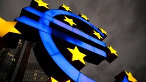 EZB führt Zins-Gedankenspiele weiter