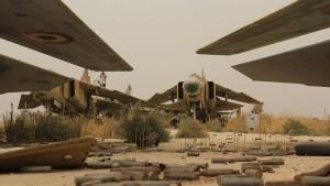 Russland soll 28 Kampfjets in Syrien stationiert haben