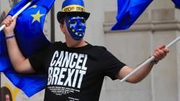 Mehr als die Hälfte der Briten will nun doch in der EU bleiben