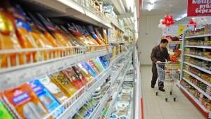 Russland legt Liste für Importverbote vor und prüft Flugverbot