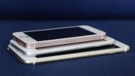 Apple schrumpft: Erstmals weniger iPhones verkauft