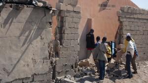 Mehr als 50 Tote bei Gefechten in Nigeria