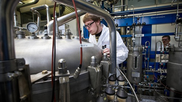 Ernüchterung in Zwingenberg beim Bioökonomie-Star