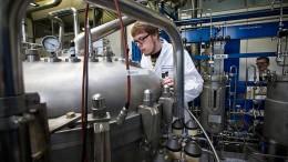 Frisches Geld für schnellere Enzym-Entwicklung