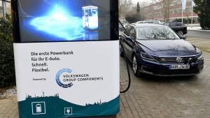 Wie VW sein eigener Elektroauto-Zulieferer werden will