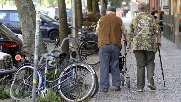 Union und SPD zanken wegen Rente
