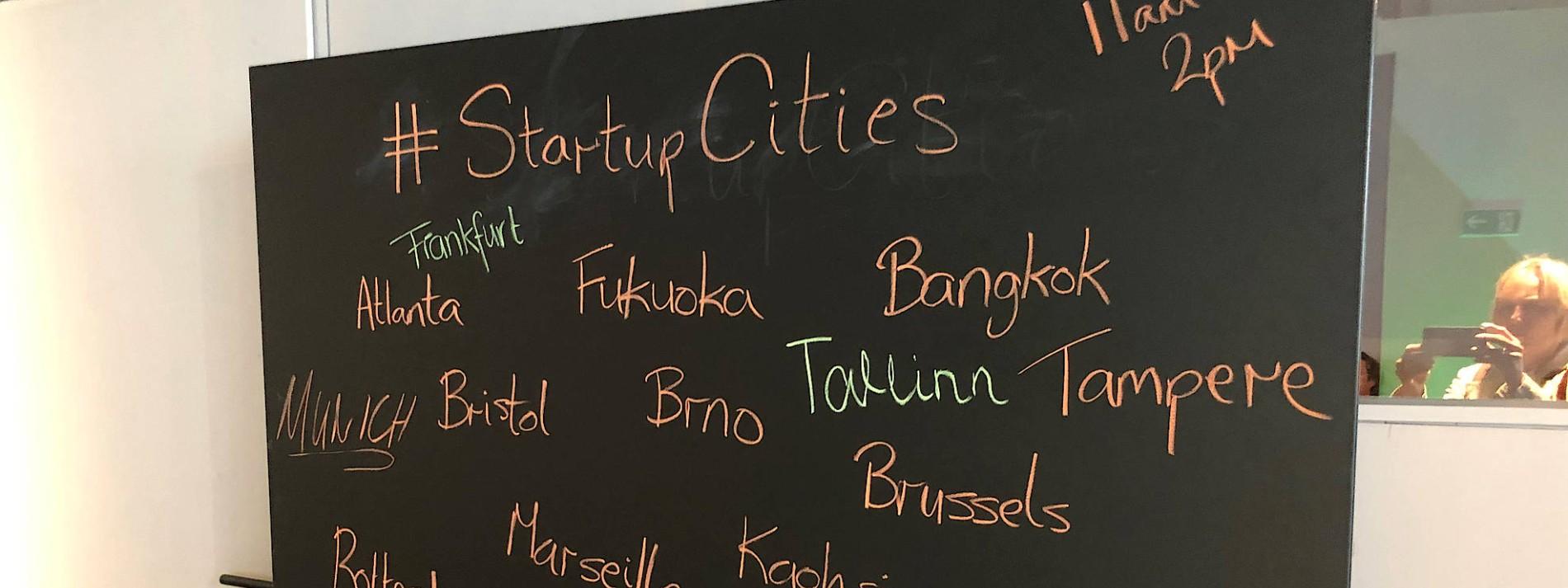 Marseille, Nikosia, Tampere, Kaohsiung - welcher Standort darf es denn sein?