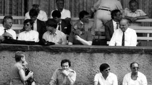 Die geheime Reise des Helmut Kohl