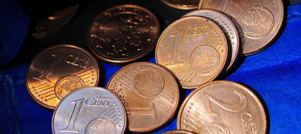 Abschaffung Der Ein Und Zwei Cent Münzen