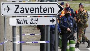 Brüsseler Flughafen öffnet mit neuem Sicherheitskonzept