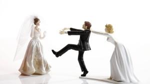 Gericht verbietet Ehebrecher die Scheidung