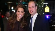 New York freut sich auf Will und Kate