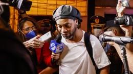 Ronaldinho bleibt unter Hausarrest
